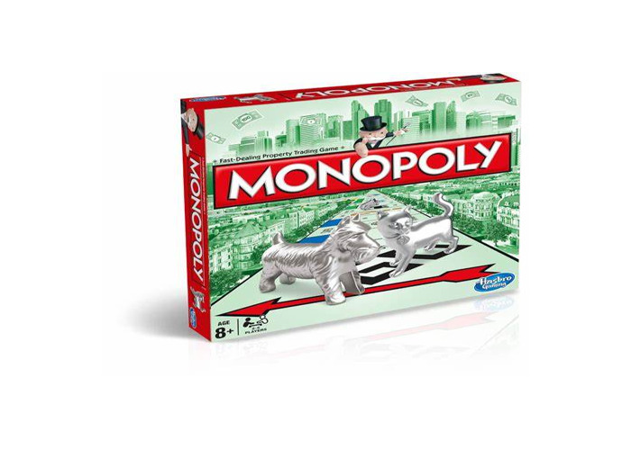 Monopoly (EXTRA figures board game) - 1