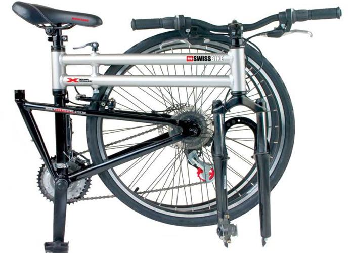 """Montague SwissBike TX Full Size Foldable  26"""" 27 Speed Mountain Bike  - 2"""