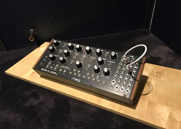 Moog Mother 32 Synthesiser - 1