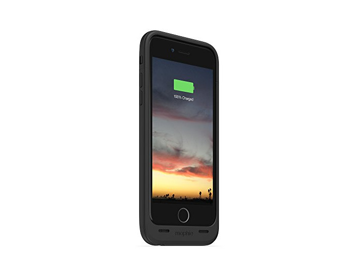 mophie juice pack air Compact Battery Case for iPhone 6/6S - Black - 2