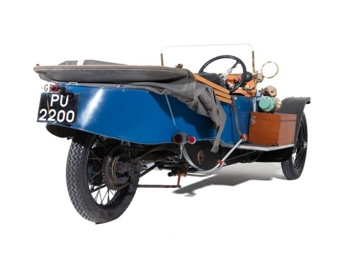Morgan Family Runabout (1922) - 2