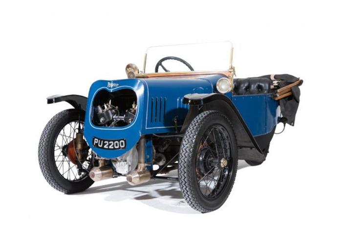 Morgan Family Runabout (1922) - 1