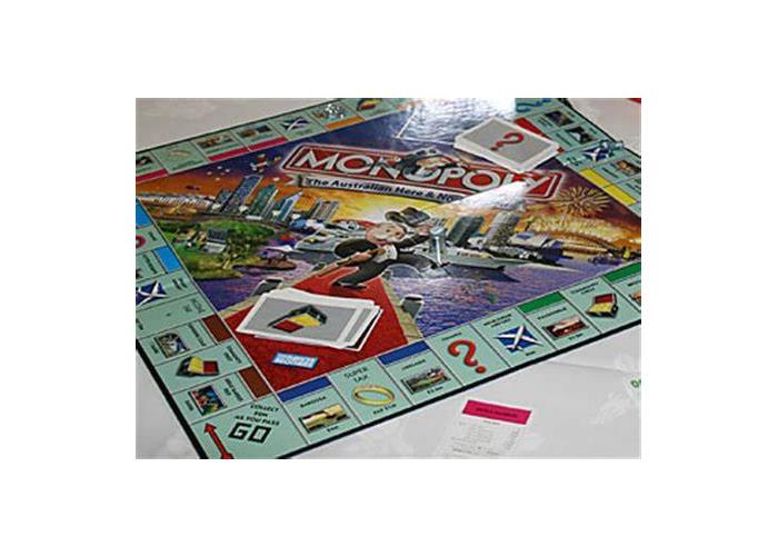 Moroccan version monopoly - 1