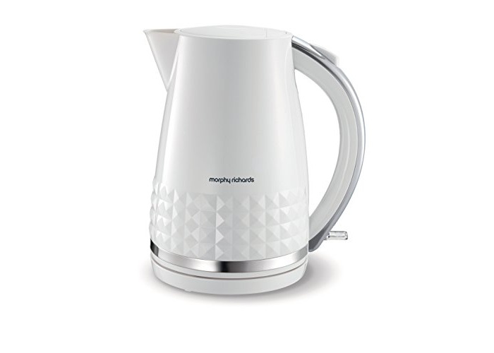 Morphy Richards 108263 Dimensions Jug Kettle White, Plastic, 3100 W, 1.5 liters - 1