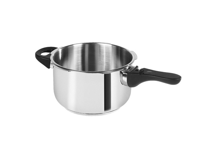 Morphy Richards 46640 Pressure Cooker, 2.7L - Stainless Steel - 2
