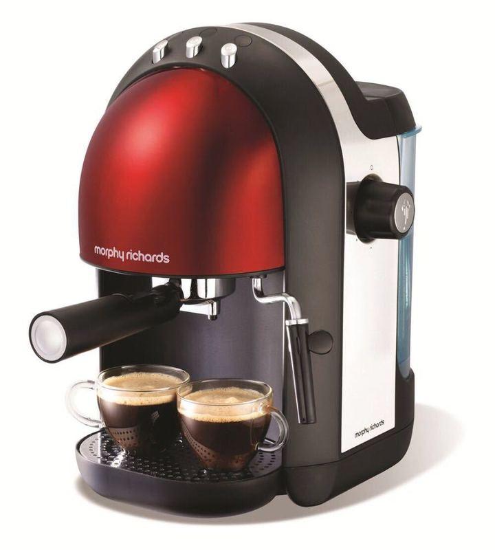 Morphy Richards Coffee Machine - 1