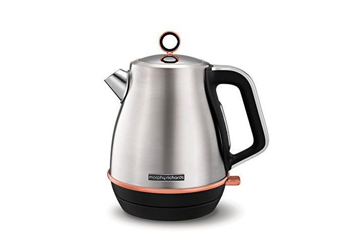 Evoke Black Jug Kettle