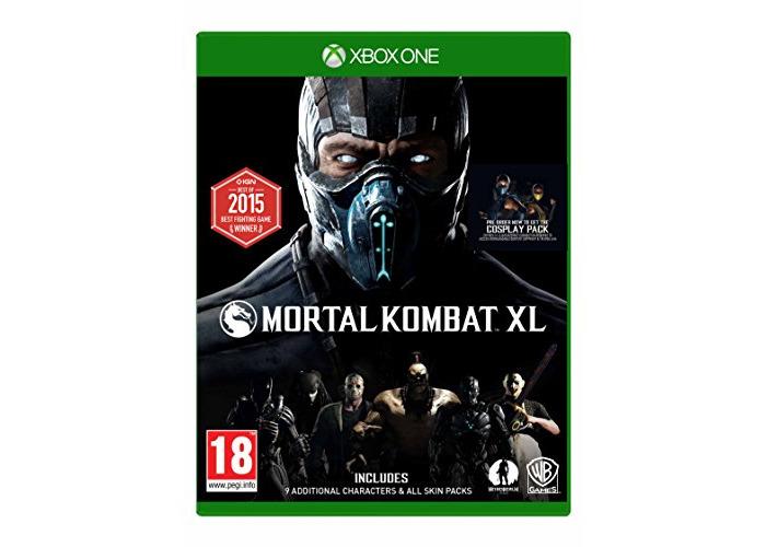 Mortal Kombat XL (Xbox One) [video game] - 2
