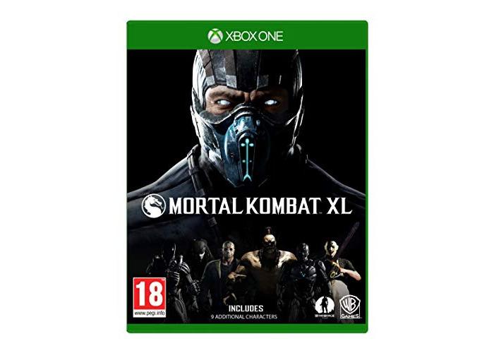 Mortal Kombat XL (Xbox One) [video game] - 1