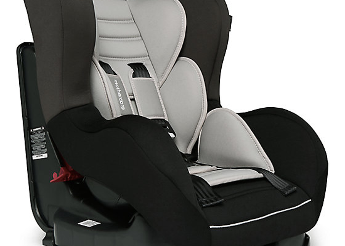 Mothercare Madrid Combination Car Seat - from birth to 18kgs - 2
