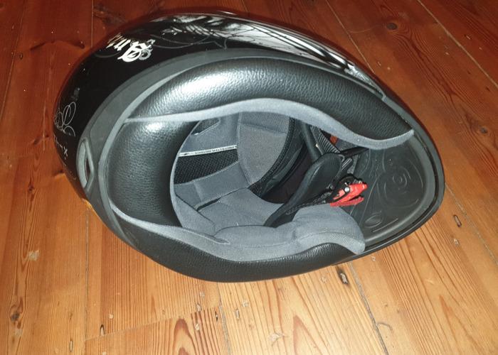 Motorbike helmet - 2