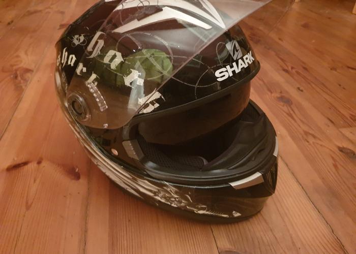 Motorbike helmet - 1