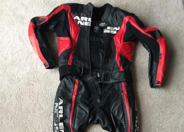 Motorbike Leathers - 1