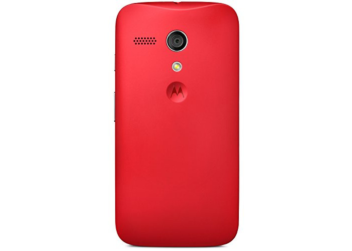 Motorola Battery Shell Case Cover for Moto G - Vivid Red - 1