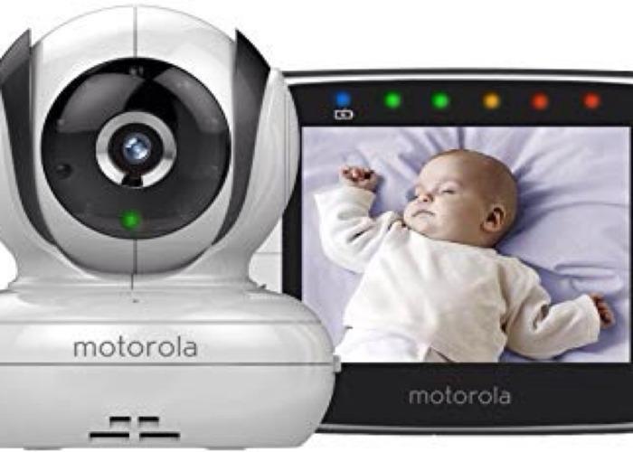 Motorola MBP36S Baby Monitor - 1