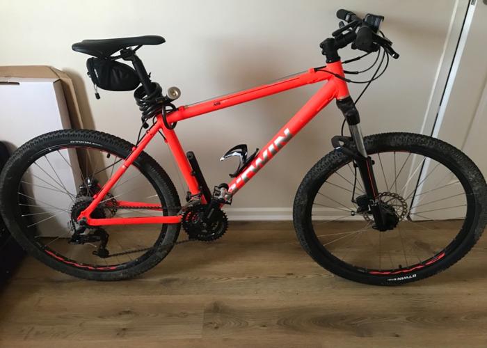 Mountain Bike BTwin Rockrider 500 - 1