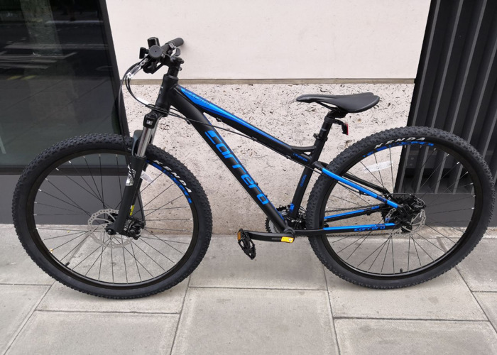 Mountain Bike. Carrera Sulcata, 16 inch wheel.  - 1