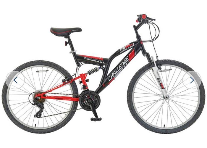 Mountain bike challenger orbit  - 2