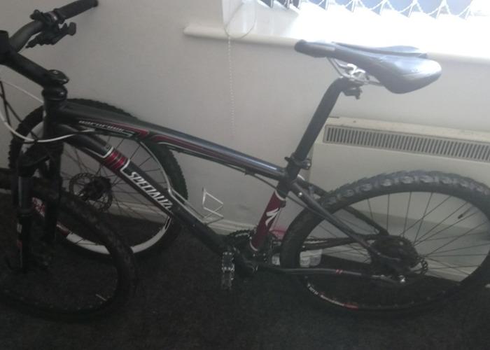 Mountain bike Specialized Hard Rock  - 1