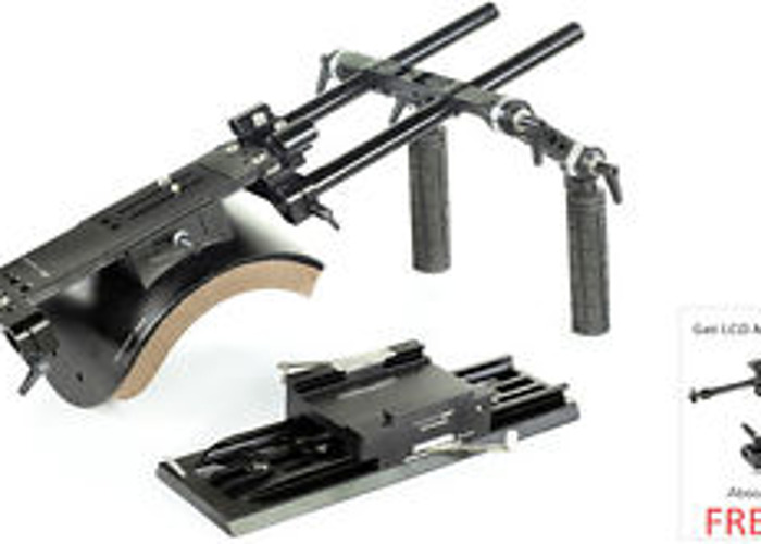 Movofilm Duel Baseplate  - 1