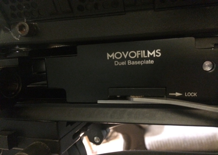 Movofilm Duel Baseplate  - 2