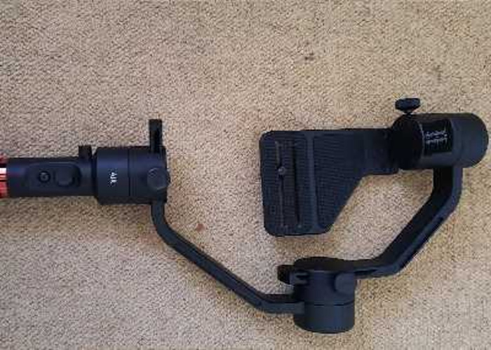 Moza Air 3-Axis Motorized Gimbal Stabilizer - 1
