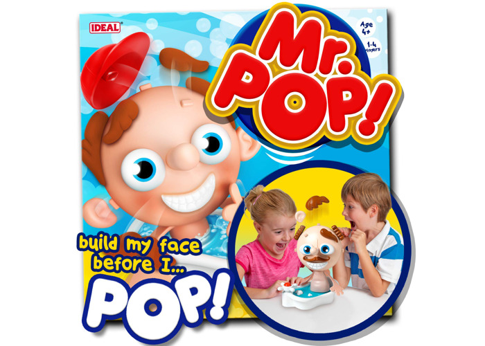Mr Pop Game from Ideal - 2