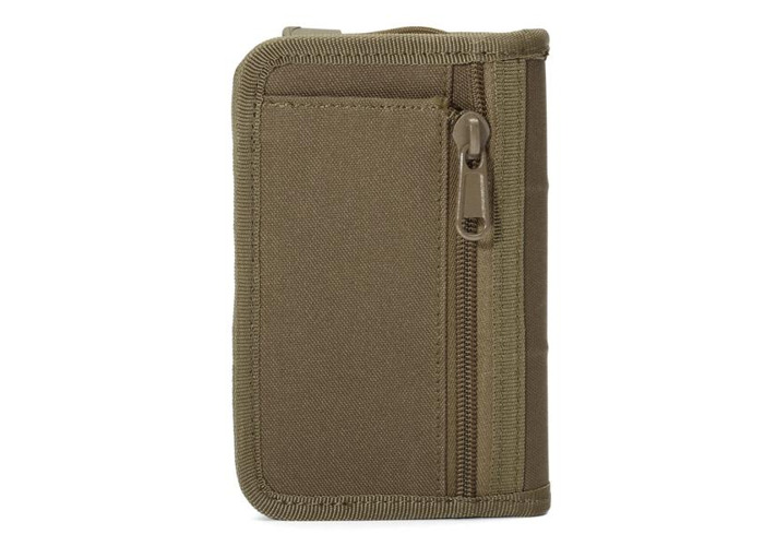 Multifunction Waterproof Wallet Credit Card Bag Phone Pouch Bag Purse Case Outdoor Nylon - 2