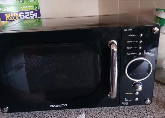 multifunctional microwave - 1