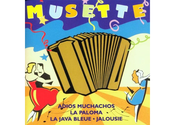 Musette [Audio CD] Various - 1