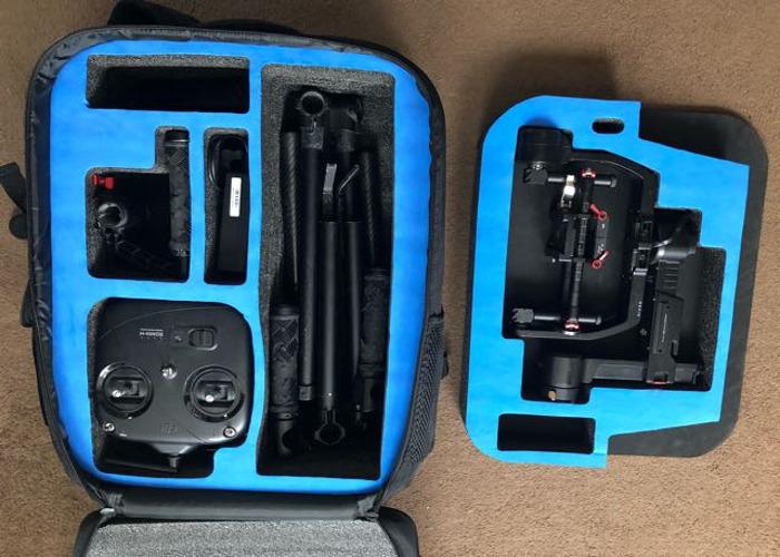 Canon 5D markiii + Lenses + Ronin m + Phantom 4 Drone - 2