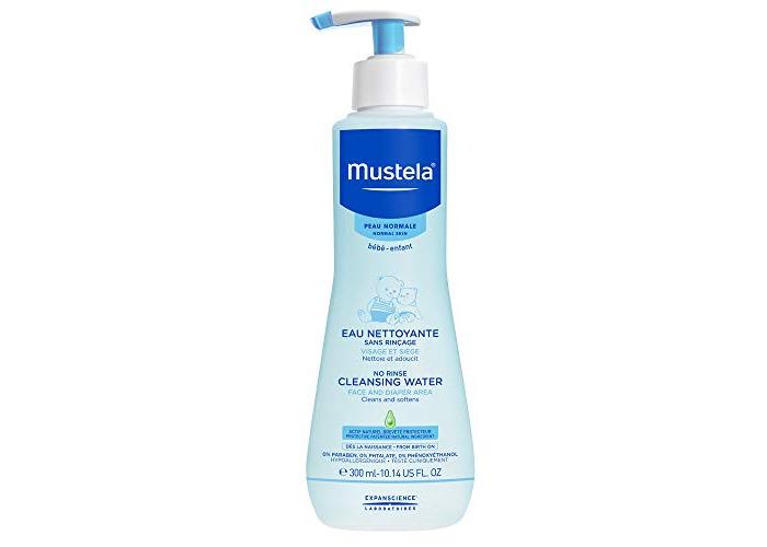 Mustela  No Rinse Cleansing Water 300ml - 1