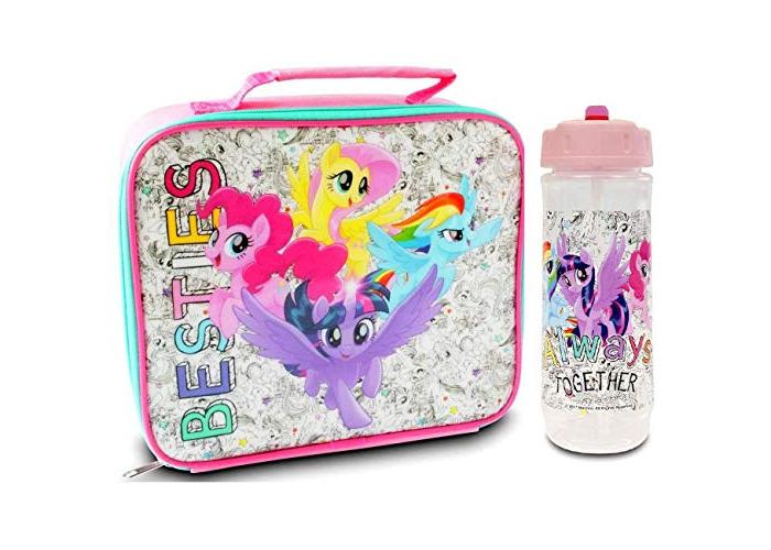 My Little Pony 'Besties' Lunch Bag and Flip 'n' Flow Bottle (590ml) - 1