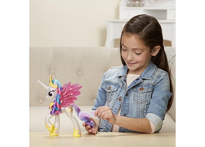 My Little Pony E0190 the Movie Glitter & Glow Princess Celestia - 2