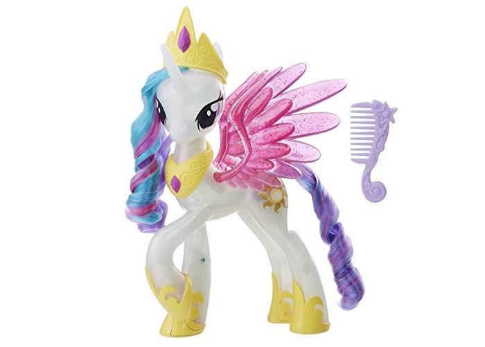 My Little Pony E0190 the Movie Glitter & Glow Princess Celestia - 1