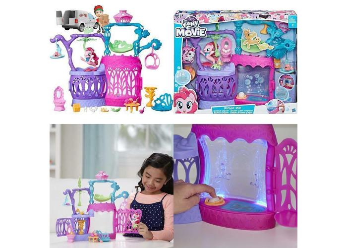 My Little Pony Pinkie Pie Seashell Lagoon Playset NEW - 1