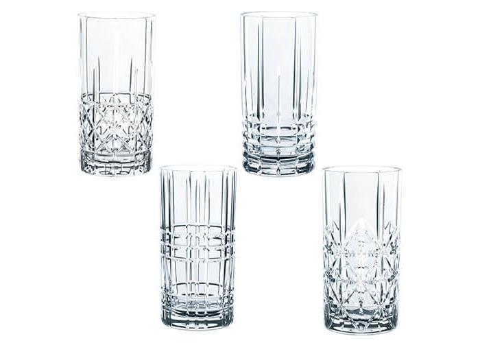 Nachtmann Highland Long Drink Glass Set Of 4 - 1