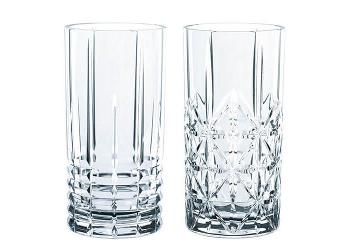 Nachtmann Highland Long Drink Glass Set Of 4 - 2