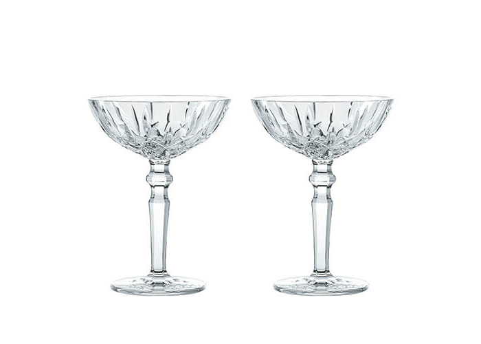 Nachtmann Noblesse Cocktail Glass Set Of 2 - 1