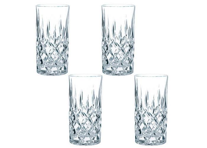 Nachtmann Noblesse Long Drink Glass Set Of 4 - 1
