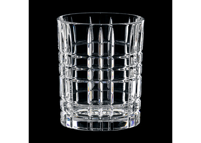 Nachtmann Square Whiskey Tumbler Set Of 4 - 2