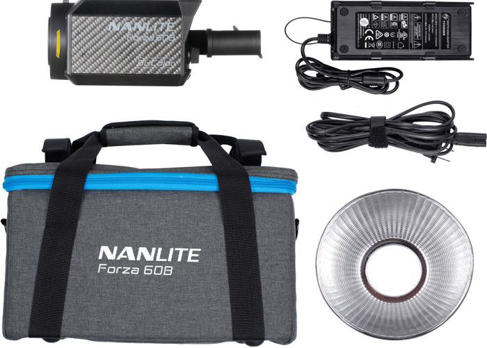 Nanlite 60B Bi-Colour LED Light + Softbox 60 (Superior to Aputure) - 2