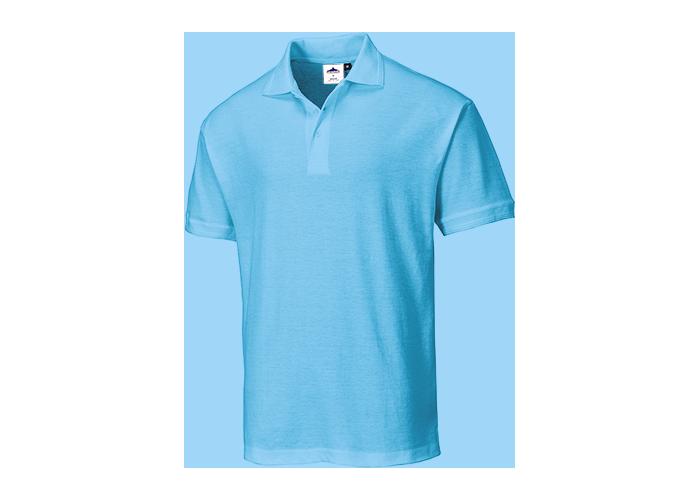 Naples Polo Shirt  Sky  3 XL  R - 1