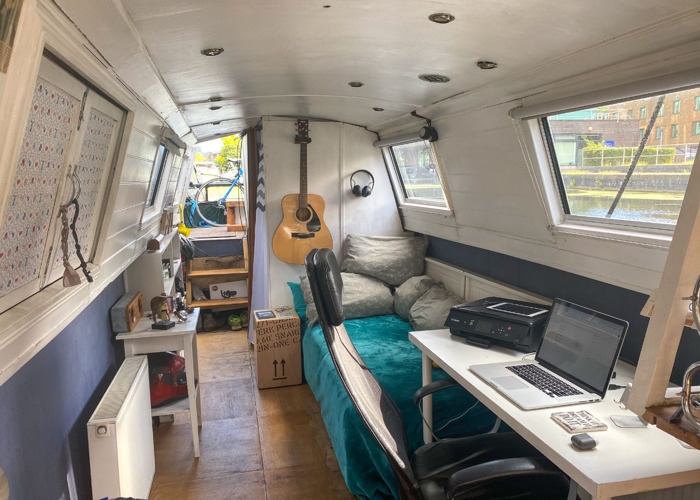London House Boat - 15 mt Narrowboat - COZY - 1