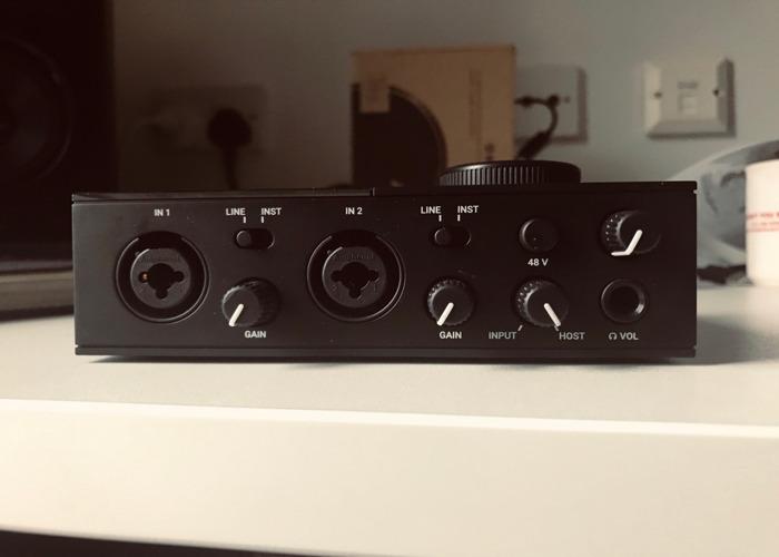 Native Instruments Komplete Audio 2 Interface - 1