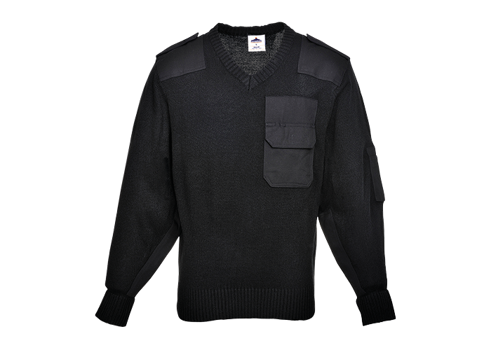 NATO Sweater  Black  XXL  R - 1