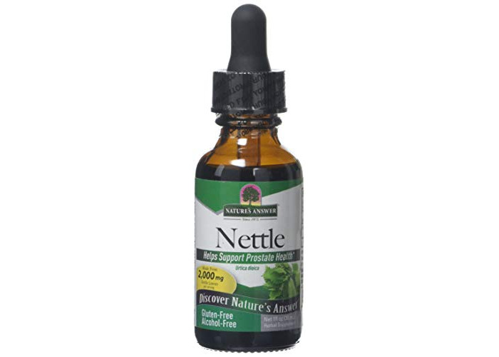Nature's Answer Nettle Leaf, 30ml - 1