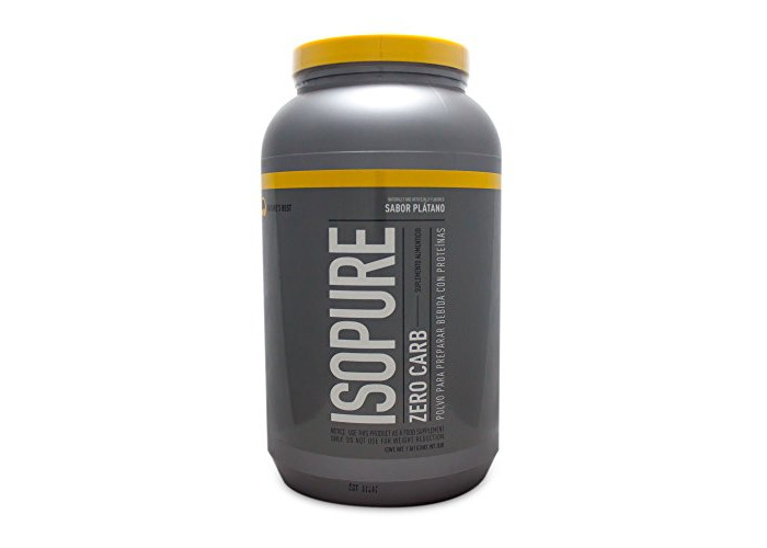 Nature'S Best Zero Carb Isopure - 1