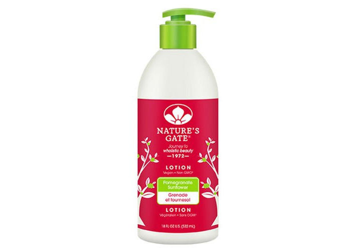 Nature'S Gate Lotion - Pomegranate Sunflower - 18 Oz - 1