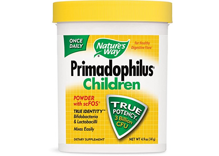 Nature's Way Primadophilus for Children, Net wt 4.9 oz (141g) - 1